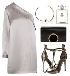 """Untitled #2325"" by annie-leah on Polyvore featuring Michelle Mason, Rachel Zoe, Chloé, LeiVanKash and Chanel"