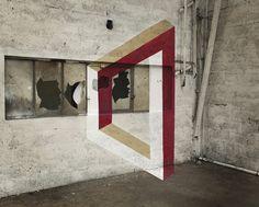 Géométrie de l'impossible par Fanette Guilloud - Journal du Design