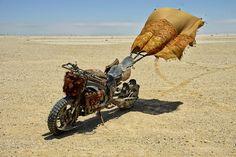 LES MOTOS DE MAD MAX FURY ROAD | Be Street