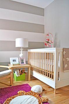 A babavárás egyik legcsodálatosabb dolgainak egyike talán a babaszoba megálmodása, berendezése ahol majd csöpp gyermekünk éli majd boldog életét. Ezek a szobák mesések...