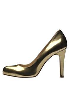 Evita - Pumps - gold