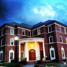 Alpha Chi Omega at University of Tennessee