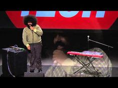Reggie Watts : 30 min Full Length Stand Up Comedy Reggie Watts, Creativity Exercises, Video Library, Funny Bunnies, Stand Up Comedy, Guitar Lessons, Mixtape, Comedians, Laughter