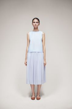 Aria Top and Bella Skirt | Samuji SS15 Seasonal Collection