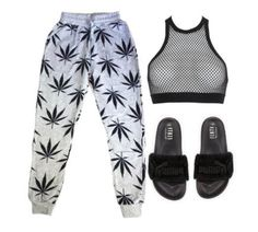 What my stoner chick should be wearing