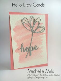 Michelle Mills - Stampin Up demonstrator Brisbane, Australia: Strawberry Sketches #SS004