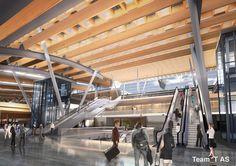 Oslo airport Gardermoen