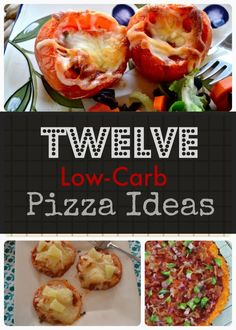 Low Carb Pizza Ideas- Make The Best of Everything
