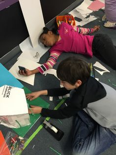 The students worked in groups to create a house made of paper. They collaborated and SYNTHESIZED the information they studied regarding engineering and design. They IDENTIFIED what materials would work best for their paper house. The groups documented their process via iStop Motion videos. #StemtoSTEAM #PRISMK12 @Philllipscollection