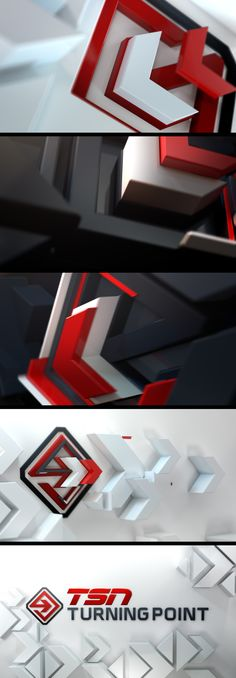 TSN - Turning Point on Behance