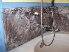 Incroyable Shower And Accent Wall Epoxy Metallic Coatings   Easy DIY Kits