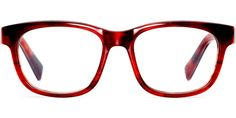 Sloan in Rum Cherry - Eyeglasses - Women | Warby Parker