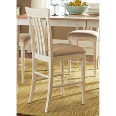 Liberty Furniture Sumner Slat Back Counter Height Chair - Set of 2 - LFI2516