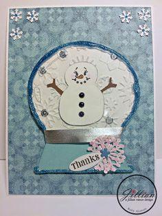 A Jillian Vance Design: Thank You Card