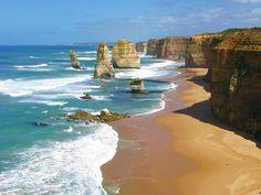 Twelve Apostles - Warnambool, Australia