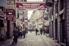 É TEMPO DE TARTUFO BRANCO - VEM PRA CÁ!  #culinária #feiragastonômica #gastronimia #Itália #Viagem