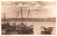Fishing Boats, Kisumu Kenya 1952