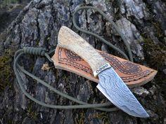 damascus necker - Handmade & Custom Knives - Edge Matters Knife Discussion Forum