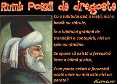 diane.ro: Rumi: Poezii de dragoste Maxime