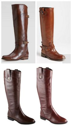 In case you've been pining for a certain fall boot  The top two