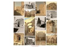 The church in Vilanova was half destroyed during the Spanish Civil War, and then abandoned: in their renovation project AleaOlea preserved the introspection atmosphere adding a white shell. Church Architecture, Mount Rushmore, Abandoned, Left Out, Ruin