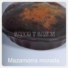 Cómo hacer MAZAMORRA MORADA : POSTRES DEL PERU Y DEL MUNDO