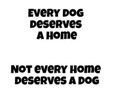 Every Dog.. I wish I could save every dog that needs to be loved!