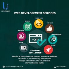 Litost India offers web solutions for every start-ups industry, businesses, and brand. Their services cover every aspect of modern-day trends of digital marketing and web solutions. Email Marketing Services, Software Development, India, Trends, Website, Cover, Goa India, Beauty Trends, Indie