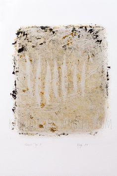 KrokodiLina: mono°print {november} Mono Print, Vanilla Cake, November, Drawings, Illustration, Painting, To Draw, Creative, Vanilla Sponge Cake