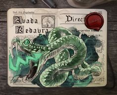 .: Harry Potter: Avada Kedavra by Picolo-kun on DeviantArt