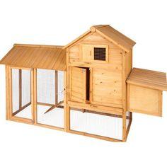 Plan pour construire poulailler mon poulailler hen for Construire vos propres plans