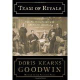 Team of Rivals: The Political Genius of Abraham Lincoln (Hardcover)By Doris Kearns Goodwin I Love Books, Great Books, Books To Read, My Books, Lincoln Life, Abraham Lincoln, Reading Lists, Book Lists, Best History Books