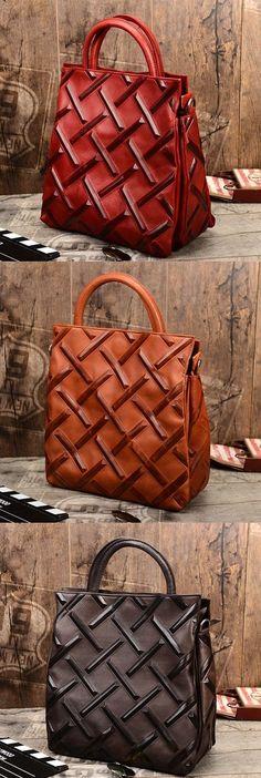 363615e607 Handmade Full Grain Leather Hand Bag Women Leather Tote Bag Pochette In  Pelle, Borse In