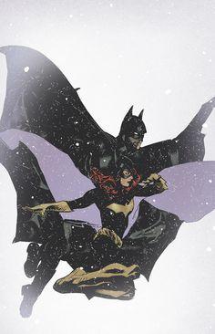 Batgirl covers 1-6 by Adam Hughes