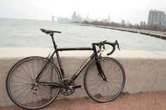 Cannondale#Caad7#gold#black
