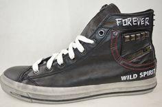 Diesel EXPOSURE I- Schuhe Sneaker shoes Chucks black Gr.43 kollektion 2016 | eBay