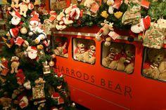Natale ad Harrods
