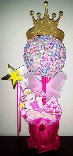 Lollipop Tree {Megs 7th bday}