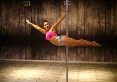 Watch: Pole dancing is the latest craze in Israel #Israel #HolyLand via jpost.com