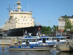 Helsinki Boat Police 491 492 493 - Police watercraft - Wikipedia