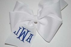 Very cute site for Big Bows $14