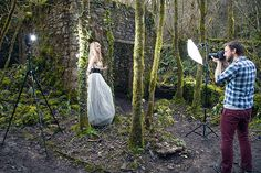 Off-camera flash tips for outdoor portrait #photography   via @DCamMag