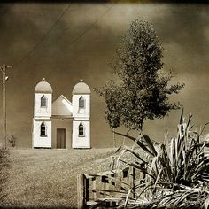 Ratana Church, Raetihi photo by Olwen Evans Hiding Places, Amusement Park, New Zealand, Evans, Black And White, Jerusalem, Architecture, Photographers, Prints
