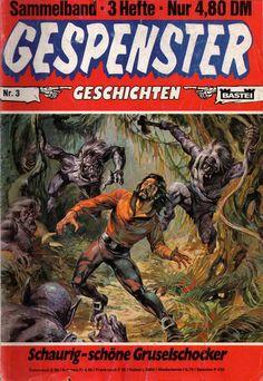 Gespenster Geschichten Sammelband #3 - Schaurig-schone Gruselschocker