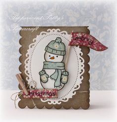 Peppermint Patty's Papercraft: Lawnscaping Challenge #47 - Color