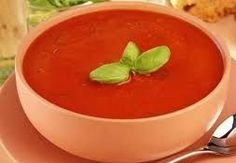 Recipe Tasty Tomato Soup by marta Osoba-Buttrose, learn to make this recipe easily in your kitchen machine and discover other Thermomix recipes in Soups. Red Soup Recipe, Classic Soup Recipe, Recipe Tasty, Recipe Box, Roasted Red Pepper Soup, Roasted Red Peppers, Stuffed Pepper Soup, Stuffed Hot Peppers, Urdu Recipe