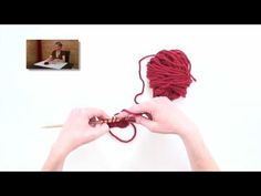 Knitting Help - ssk, or slip-slip-knit and loads more of video's! Great blog too.