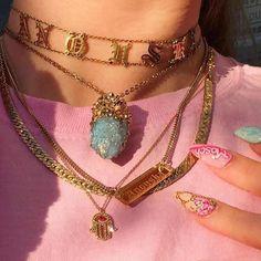 More Pins for your board Jewelry Aesthetic ✨ – – Gmail – piercings Cute Jewelry, Modern Jewelry, Body Jewelry, Jewelry Accessories, Jewlery, Gold Jewellery, Silver Jewelry, Unique Jewelry, Handmade Jewelry