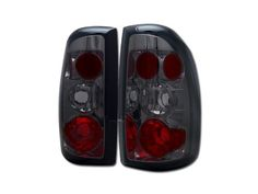 SMOKE ALTEZZA TAIL LIGHTS REAR BRAKE LAMPS 19972004 DODGE DAKOTA TRUCK CAB JY * You can find out more details at the affiliate link of the image.