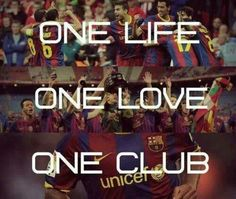 One life one love one club